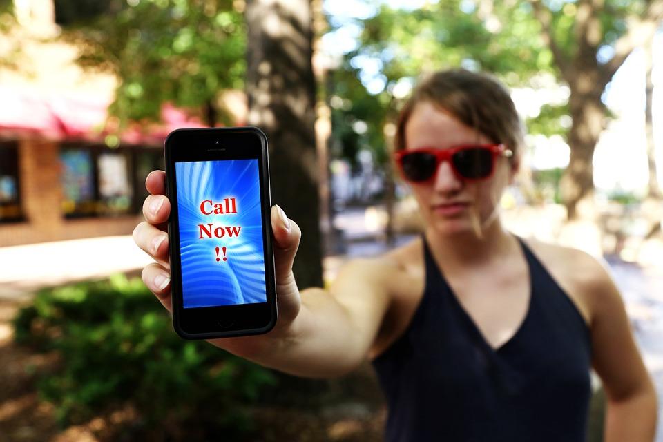 Comment avoir de l'amour par téléphone